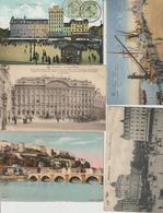 N 1 Lot 100 CPA Différentes De Belgique - 100 - 499 Postkaarten
