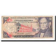 Billet, Venezuela, 50 Bolivares, 1998, 1998-10-13, KM:65g, TB - Venezuela