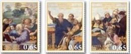 Vatican 1501/04 Peintures De Raphaël - Art