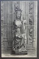 CPA 56 GUERN Près Pontivy - NOTRE DAME DE QUELVEN (écrit Quelvent)  - Edit Mme Marchal Précurseur - Réf. S 120 - Frankrijk