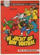 De BELEVENISSEN Van JOMMEKE JEF NYS DE JACHT OP EEN VOETBAL WEER EEN KAPOENTJESUITGAVE* 2 - Jommeke
