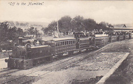 Off To The Mumbles (Swansea?)         (A-146-190612) - Trains