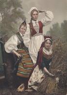 NORWAY , 1890s-1907 ; Native Women #10 - Norway