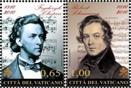 Vatican 1526/28 Chopin, Schumann - Musique