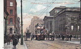 Manchester - Mosley Street - Tram        (A-146-190612) - Tramways
