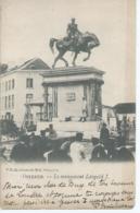 Oostende - Ostende - Le Monument Léopold I - V.G. - Oostende