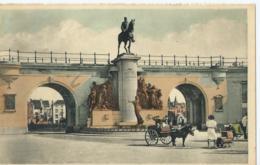 Oostende - Ostende - Monument Roi Léopold II - Oostende