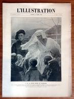 L'Illustration N° 3966 - 8 Mars 1919 - S.M. La Reine Marie De Roumanie - Effort Industriel - L'Illustration