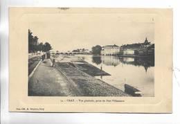 70 - GRAY - Vue Générale, Prise Du Port Villeneuve - Gray