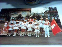 PHOTO MAJORETTES LES COLOMBES CIVRAY 86 VIENNE - Repro's