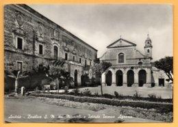 Andria - Basilica S. M. Dei Miracoli E Istituto Tecnico Agrario - Barletta