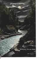 Montmorency River, Near Québec, Valentine & Son's,  (9130) - Montmorency Falls