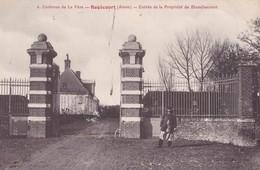 ROGECOURT - Entrée De La Propriété De Blanchecourt - Altri Comuni