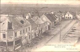 Rue Du Cul De Sac - Sissonne