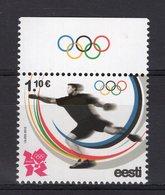 ESTONIA - 2012 LONDON SUMMER OLYMPIC GAMES  M1630 - Estate 2012: London