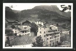 AK Le Sepey, Hotel Des Alpes Und Umgebung - VD Vaud