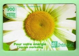 INTERCALL *** 900 Unites *** Tirage 20ex *** Neuve, Code Non Gratte *** (A105-P7) - Frankrijk