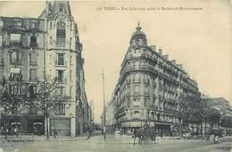 Dpts Div.-ref-AP312- Paris - Rue Delambre Prise Du Bd Montparnasse - - District 14