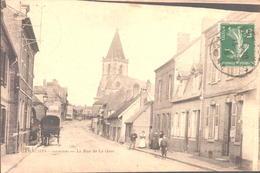 Gamaches Rue De La Gare - Autres Communes