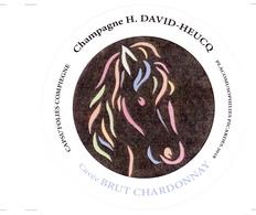 CHAMPAGNE DAVID HEUCQ POUR CAPSU ' FOLIES COMPIEGNES - BOURSE D'ECHANGES DE 2018 - Champagner