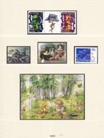 Slovenia - 1996 Year - Collection On Page 2 - MNH - Slovenia