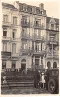 CPA -  Belgique, OSTENDE / OOSTENDE, Avenue Hotel, Avenue Léopold,  Carte Photo. - Oostende