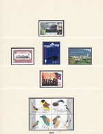 Slovenia - 1995 Year - Collection On Page 6 - MNH - Slovenia