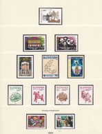 Slovenia - 1994 Year - Collection On Page 8 - MNH - Slovenia