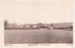 77- JUILLY - VUE GENERALE - France