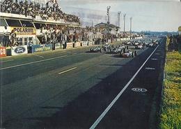 CPM 24 Heures Du Mans Le Départ D'un Grand Prix De Vitesse - Circuit Bugatti - Le Mans