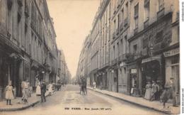 CPA 75 -  PARIS, Rue Jacob - District 06