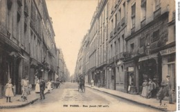 CPA 75 -  PARIS, Rue Jacob - Distrito: 06