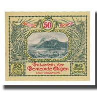 Billet, Autriche, Aigen, 50 Heller, Texte 2, 1920, 1920-07-17, NEUF, Mehl:FS 14h - Austria