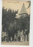 ALZON - Place De L'Eglise - France