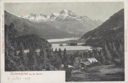 Suisse - Unteralpina Bei Saint-Moritz - GR Grisons
