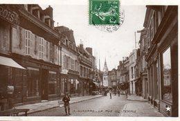 Auxerre -   La   Rue  Du  Temple. - Auxerre