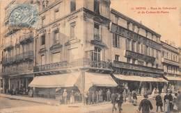 REIMS - Rues De Talleyrand Et Du Cadran St Pierre - Reims