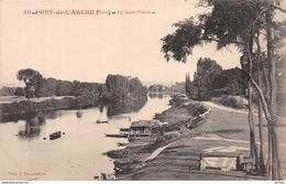 27-PONT DE L ARCHE-N°C-4377-G/0083 - Pont-de-l'Arche