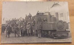 Photographie Frans Demol De L'Union St-Gilloise, Au Camp De Beverloo En 1922 - 21ème Régiment Train De Ravitaillement - Guerra, Militares