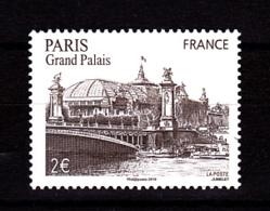 F 2019 /  2 €  Grand Palais Provenant Du Bloc Argenté 10 Ans Du Carré D'Encre, N**, - Brücken