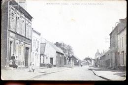 SEBONCOURT LA POSTE - Other Municipalities