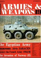 Army & Weapons 19 - Septembre/Novembre 75 - Revistas & Periódicos