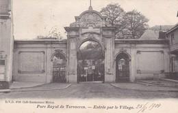 120 Tervuren Parc Royal De Tervueren Entree Du Village DVD 9786 - Tervuren