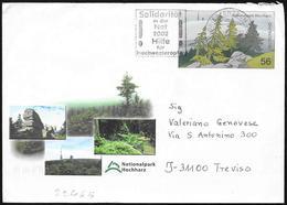 Germania/Germany/Allemagne: Intero, Stationery, Entier, Parco Nazionale, National Park, Parc National - Milieubescherming & Klimaat
