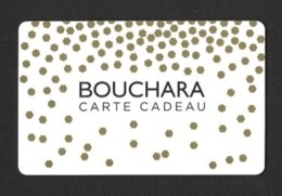 Carte Cadeau   BOUCHARA.   Gift Card.   Geschenkkarte. - Gift Cards