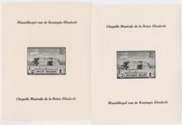 Belgie     .    OBP    .    Blok  13/14   .      **    .    Postfris  .   /   . Neuf Avec Gomme Et SANS Charniere - Blocs 1924-1960