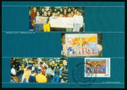 Mk Greenland Maximum Card 1998 MiNr 323 | Europa Cept, National Festivals, Children's Day - Cartes-Maximum (CM)