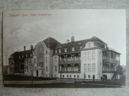 STARGARD             STADT KRANKENHAUS - Polonia