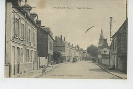 SERQUIGNY - Route De Bernay - Serquigny