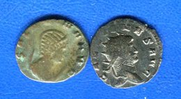 Gallienus  259/268  + Sa  Femme  Salonina - 5. La Crisis Militar (235 / 284)